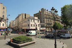 Boulevard de Rochechouart - Paris