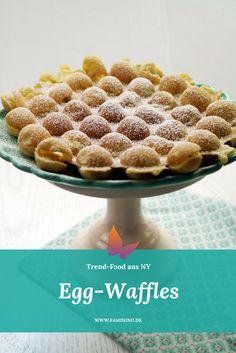 Back Egg-Waffles!