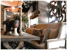 Dine On Cloud Nine! #homedecor  #furniture #interiordesign #decorating