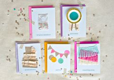 Celebrate! is a line of cards that apply to a variety of occasions.