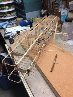 Wright Flyer by Mike Ragonese Wright Flyer, Old Planes, Modeling Techniques, Mechanical Design, Aircraft Design, Kites, Model Airplanes, Old Toys, Gliders