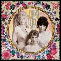 Dolly Parton, Linda Ronstadt, Emmylou Harris - Farther Along on 180g 2LP September 9 2016