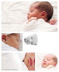 Sleepy.   Newborn photography