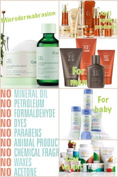 Products for the whole family!! Click through to my Like my Arbonne page on facebook and message me for free samples.