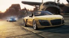 NEED FOR SPEED《MOST WANTED 》#Audi #R8 GT Spyder. #NFS