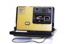 Hintergrundbilder Großansicht Retrowelle Fotoapparat Kodak Disc 8000