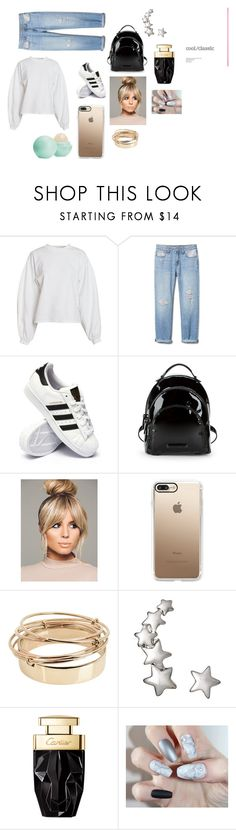 VINTAGE X by a-n-g-e-l-goethals on Polyvore featuring mode, NLY Trend, adidas, Kendall + Kylie, Valentino, Casetify, Eos and vintage