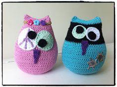 Hos Maj ♥: DIY på Dizzy Owl