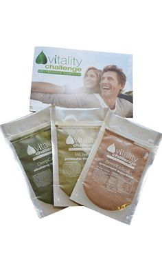 Ready to take the challenge? The Vitality Challenge with Miessence Superfoods has 3 amazing superfoods. See how well you feel after 10 days.