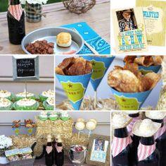 @Celebrations.com.com cowboy birthday party ideas