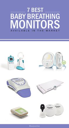 7 Best Baby Breathing Monitors Available In The Market