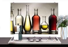 Pannelli paraschizzi - Pannello paraschizzi - Olio e aceto