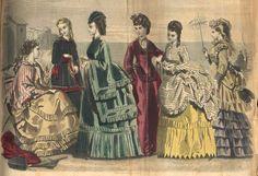 Victorian Era: Fashion and magazines
