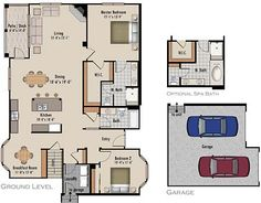 Download The Bungalow Floor Plans (9MB PDF)