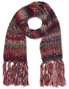 Lotta Scarf http://shop.pixiie.net/lotta-scarf-multi/
