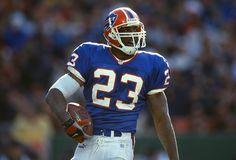 RB Antowain Smith -- Buffalo Bills
