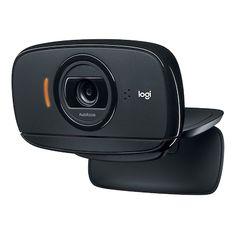 Logitech C525 HD webkamera - Webkamerat - Gigantti