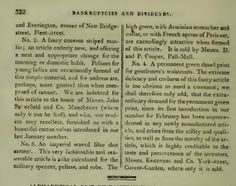 """Patterns of British Manufacture"" (cont).  June 1810."