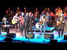 Neil Young & Friends - Tribute to Lou Reed at 2013 Bridge School Benefit...