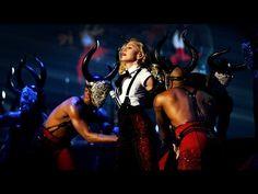 Tras la caída en los BRIT Awards,  Madonna anuncia gira mundial: arranca el 29 de agosto en Miami y pasará por Barcelona.