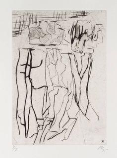 Per Kirkeby, Untitled, 1995