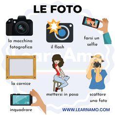 Learning Italian, Selfie, Italian Language, Fotografia, Languages, Learn Italian Language, Selfies