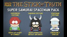 South Park: The Stick of Truth'dan İlk DLC'ler Geldi!