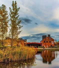Evergreen Brickworks, Toronto 📷 : @michaeldesbiens Brickwork, Zero Waste, Evergreen, Toronto, Wanderlust, Country Roads, Cabin, Spaces, House Styles
