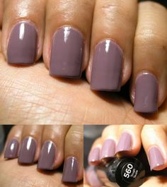 Sally Hansen Tough Taupe  I'm kinda obsessed right now...