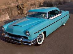 '54 Mercury- delightful:)