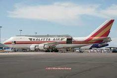 Kalitta Air B747 freighter
