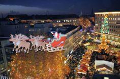 Weihnachtsmarkt Bochum vom 20.11. - 23.12.