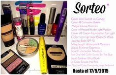 Makeup and Cares: Sorteo de 3 lotes de 14 productos de maquillaje de...