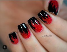 Get your flame on and light em' up with these awesome Fire Nail Vinyls! Stand out and make a statement with some extraordinary fire designs. Outsides included with each nail vinyl. Video Created and P