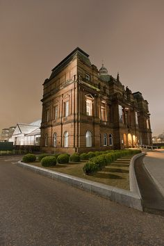 Peoples Palace on Glasgow Green opened in 1898