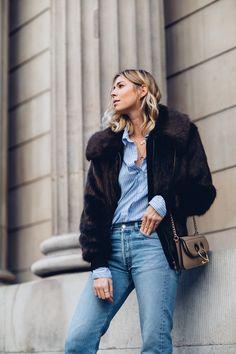 Our Favorite Faux Fur Coats