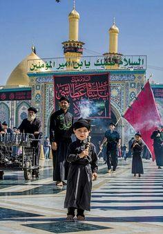 Shia-The Followers Of Ahlulbayt A.S Ya Hussain Wallpaper, Imam Hussain Wallpapers, Ibn Ali, Hazrat Ali, Beautiful Love Pictures, Cute Love Gif, Islamic New Year, Islamic World, Muharram Wallpaper