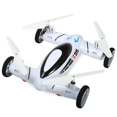 42.35$  Buy now - http://alilcv.shopchina.info/go.php?t=32682090613 - RC Quadcopters 2.4G 8CH 6 Axis Gyro Headless Mode UFO Land / Sky RC Helicopter with Light Hover Function Drone Toys Gifts  #magazineonlinewebsite