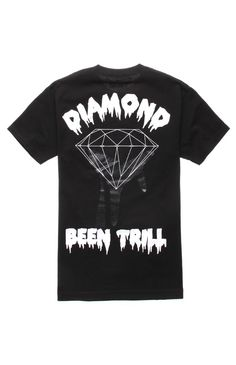 Been Trill x Diamond Supply Co. Backhit 2 Tee #pacsun