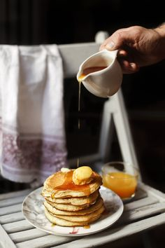 Desayuno - Breakfast 6/49 by El Oso con Botas Breakfast Desayunos, Breakfast Recipes, Crepes, Brunch, Sweet Lord, Pancakes And Waffles, Creative Food, Recipe Of The Day, Food Inspiration
