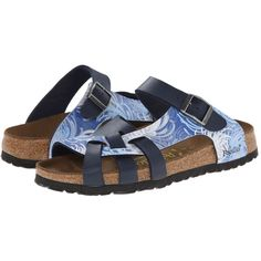 5b9af72e0104 Birkenstock Pisa by Papillio Women s Sandals ( 90) ❤ liked on Polyvore  featuring shoes