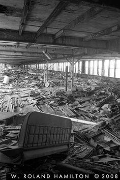 Packard Plant Detroit MI