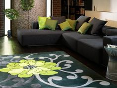 The Range of Contemporary Rugs   Decorating Home  #LGLimitlessDesign #Contest