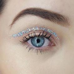 makeup colorful – Hair and beauty tips, tricks and tutorials Makeup Goals, Makeup Inspo, Makeup Art, Makeup Inspiration, Makeup Tips, Beauty Makeup, Hair Makeup, Cool Makeup Looks, Pretty Makeup