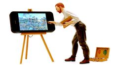 ¡Esto es arte!: Pintura virtualizada