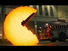#PixelsMovie starring Adam Sandler, Kevin James, Michelle Monaghan, Peter Dinklage, Josh Gad and Ashley Benson | Official Trailer | In theaters July 2015
