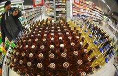 As much as 70% of spirits sold in Russia could be non-alcohol or 'surrogate' alcohol, Russia's Industry and Trade Ministry announced at a press conference this week.About 30% of Russia's retail points of sales don't have proper alcohol license, and from 50% to 70% of spirits on the market are not ...