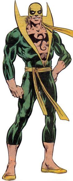 Iron Fist (Marvel Comics) from the older Handbook. Adνеrtisеmеnt. Immortal Iron Fist ...