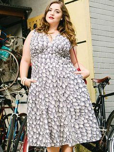 Meet The First Plus-Size Designer To Show At NYFW #Refinery29