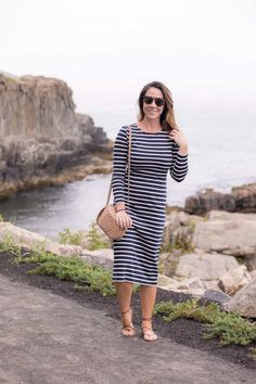 The Perfect Fall Transition Dress